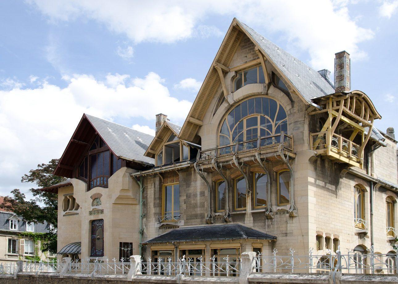 villa majorelle nancy lorraine grand est